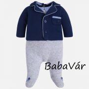 Mayoral kabátkás plüss baba rugdalózó
