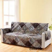 Két oldalas Textil kanapévédő takaró Afrika