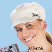 """Női lenvászon kalap """"Fashion"""""""