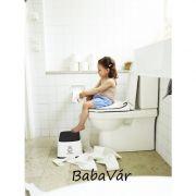 BabyBjörn Fellépő fehér/fekete