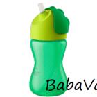 Bendy Szívószálas itató pohár