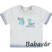 Kanz szürke 1979 festival kisfiú baba póló