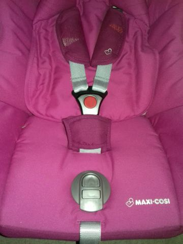 Maxi-Cosi hordozó 0-13 kg CabrioFix Frequency pink