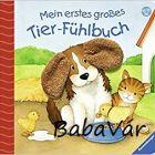 Ravensburger  állatos tapogatós Babakönyv