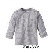 Mayoral Slim Fit fehér anyagában csíkos kisfiú ing. 1 900 Ft. Készleten -  Elérhető mennyiség  1 db. Bornino szürke csíkos hosszú ujjú felső 7d060b0f0e