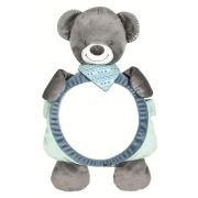 Nattou plüss babafigyelő tükör Jules medve figura
