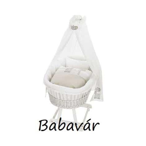 3513af8df6 Alvi Rattan Bababölcső bézs zsiráf mintás huzattal   BabaMamaOutlet.hu