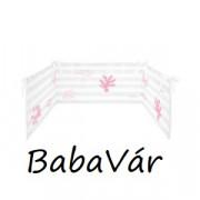 Bornino Home Wal rácsvédő kiságyba rózsaszín