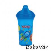 Nuby kék űrhajós csőrös itató