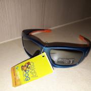 Crazy Dog kék napszemüveg 2-4 éveseknek