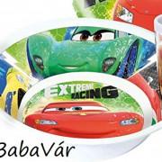 Verdés extreme racing mély  tányér/ müzlis tál