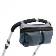 Bugaboo rendszerező táska – GREY MELANGE
