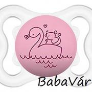 Mam Air szilikon játszócumi szett rózsaszín 0-6