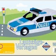 Finommotoros kreatív fejlesztő : Police autó