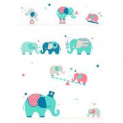 Anna wand tapéta poszter Elefanten Boys  186cm×270cm