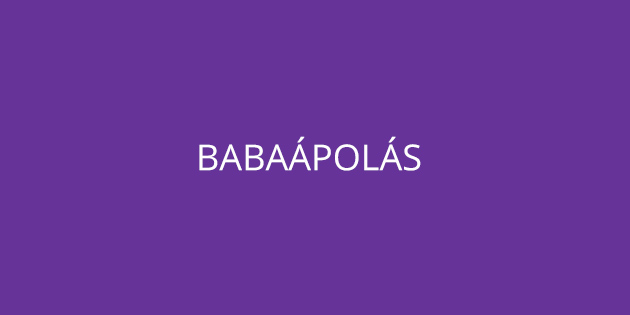 Babaápolás
