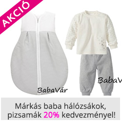 Hálózsák, pizsama akció