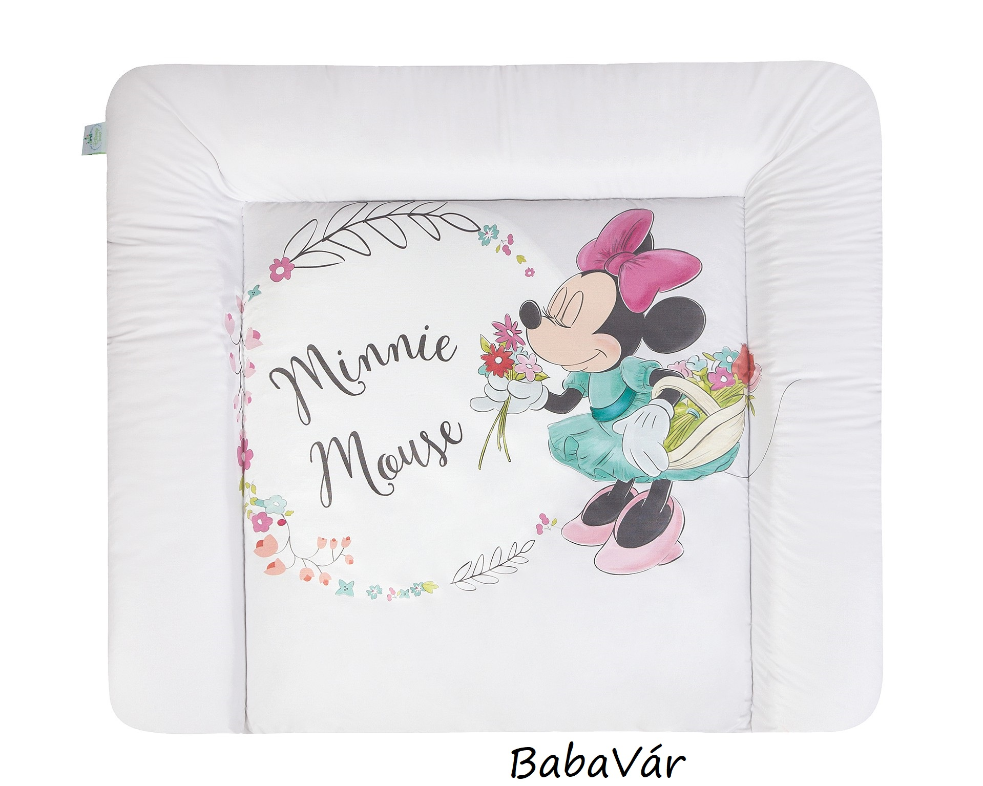 Zöllner pelenkázófeltét Softy Minnie Flowers