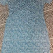 Queen Mum szoptatós/kismamaruha Blue