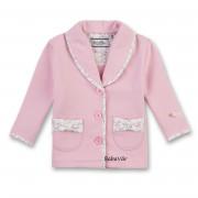 Sanetta rózsaszín pamut blézer kiskabát