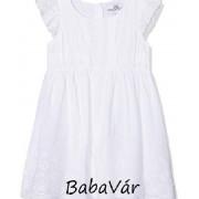 Happy Girls fehér madeira mintás kislány ruha