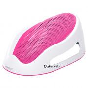 AngelCare biztonsági babafürdető pink