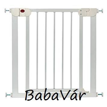 First Baby Safety gate Logan fém biztonsági ajtó 75-82cm