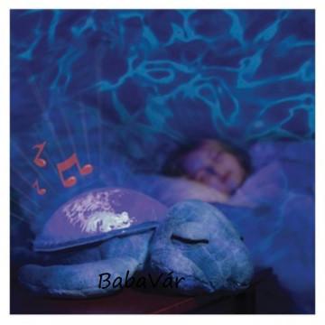 Cloud B Nyugodt teknős zenélős Projektor