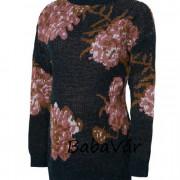 Mama Licious Victoria kötött  kismama pulóver