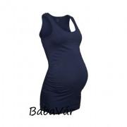Bellybutton szoptatós kismama  TOP/ trikó kék