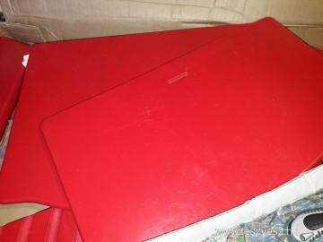 Stokke Tripp Trapp etetőszék: piros