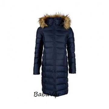 2Hearts 2HEARTS Cosy & Wild 3 az 1-ben toll kismama kabát babahordozáshoz is