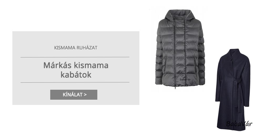 Kismama kabátok