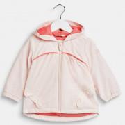 Esprit rózsaszín átmeneti szél és esőálló Kabát