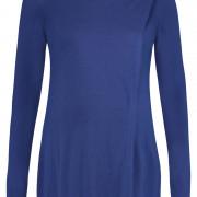 Noppies kék kismama/szoptatós pulóver