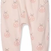 BellyButton rózsaszín katicás pamut babanadrág