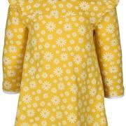 Kanz Daisy Spring sárga kislány ruha