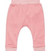 Sense Organics Yoy rózsaszín pamut baba nadrág