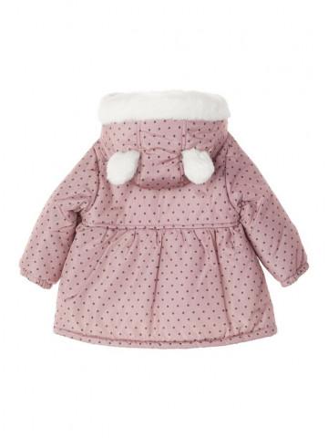 Name it Dottet macifüles kislány kabát
