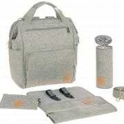 Lassig Green Label gre goldie  Backpack Grey pelenkázó hátizsák