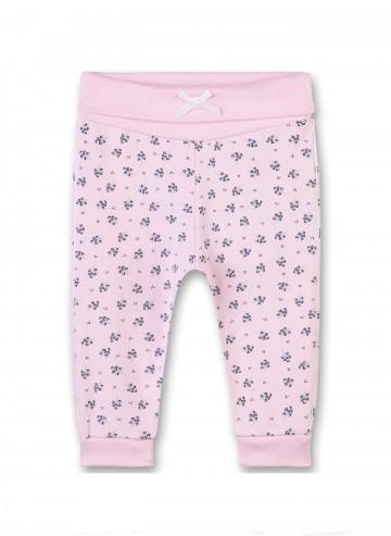 Sanetta rózsaszín pamut babanadrág