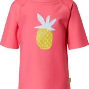Lassig ananász rövid ujjú UV szűrős úszópóló