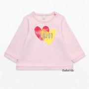 Esprit rózsaszín enjoy kislány baba pulóver