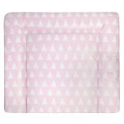 Zöllner pelenkázófeltét Softy Triangel roze