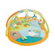 Fehn Sleeping Forest 3d plüss babatükrös játszószőnyeg