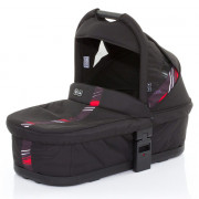 Abc Design Carry Cot plus merev textil mózeskosár fire