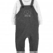 Carter's little one pamut kantáros nadrág szett