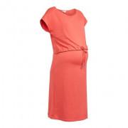 2Hearts  Blossom Girl korall szoptatós / kismama  ruha