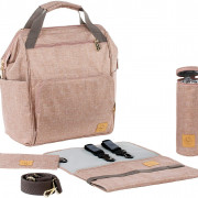Lassig Green Label gre goldie  Backpack Rose pelenkázó hátizsák