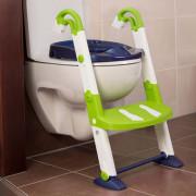 Rotho Kids Kit 3 az 1-ben wc szűkítő, fellépő és bili kék / szürke